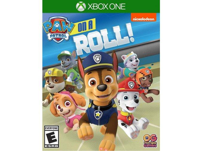 Xbox One Paw Patrol: On A Roll