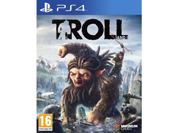 PS4 Troll and I