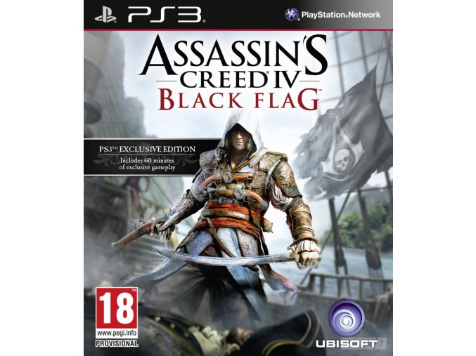 PS3 Assassin's Creed 4: Black Flag