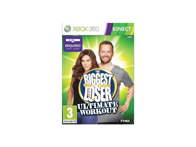 Xbox 360 The Biggest Loser: Ultimate Workout (Kinect)
