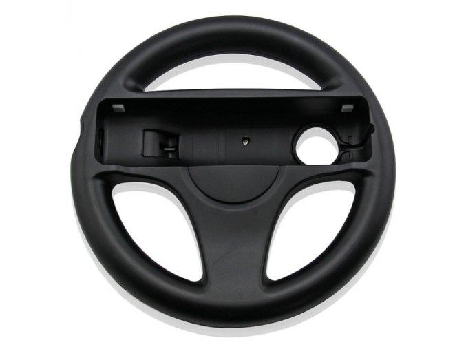 Nintendo Wii Wheel Volant černý