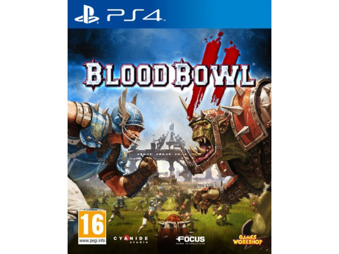 PS4 Blood Bowl 2