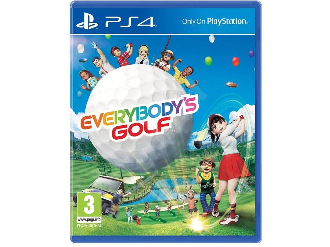 PS4 Everybodys Golf