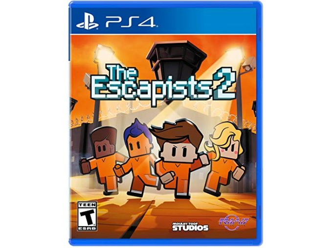 Playstation 4 The Escapists 2