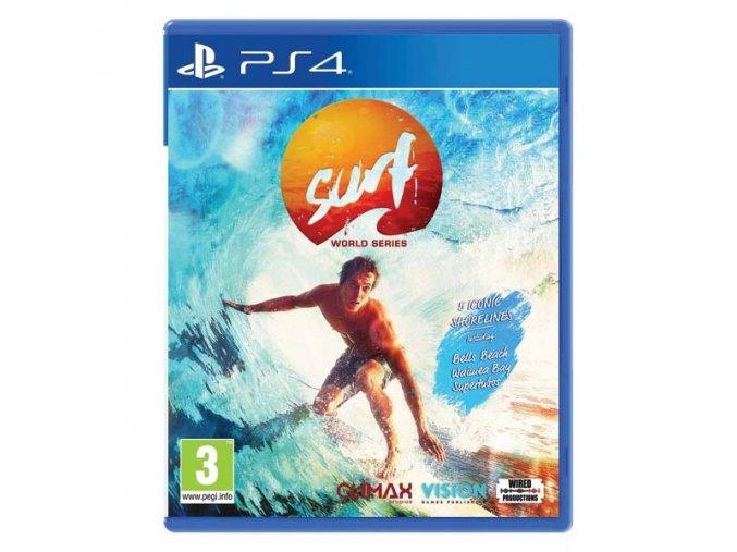 PS4 Surf World Series