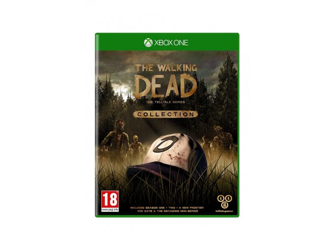 Xbox One The Walking Dead: The Telltale Series - Collection