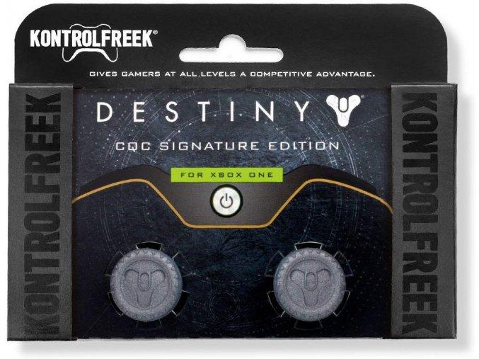KontrolFreek Násady na analogové páčky pro Xbox One - Destiny CQC Signature edice, 2 ks