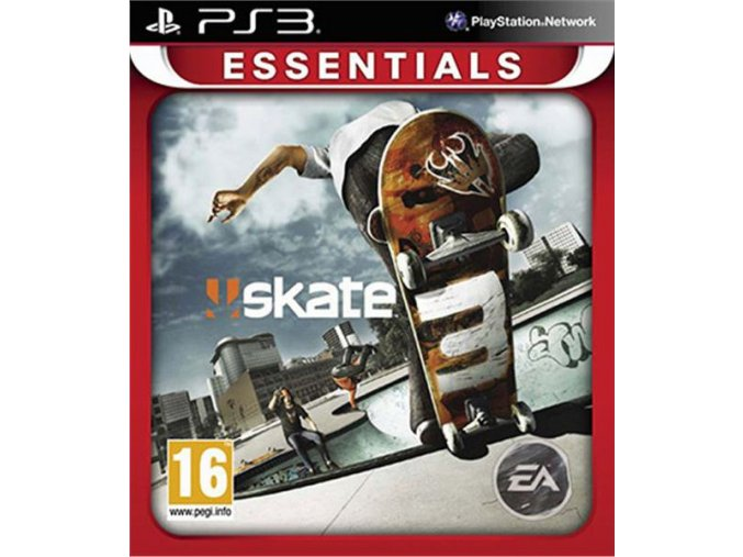 PS3 Skate 3 (Essentials)