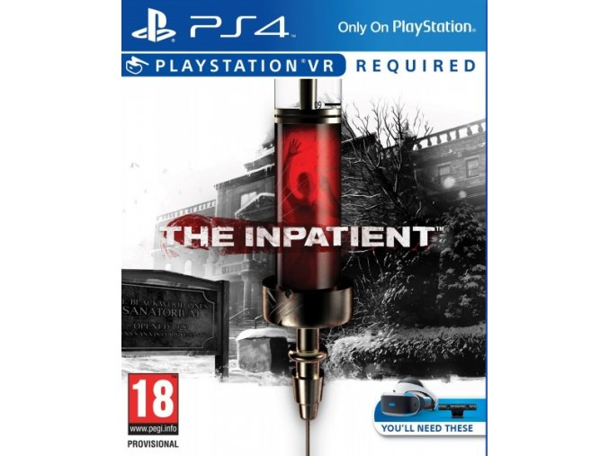 PS4 The Inpatient VR