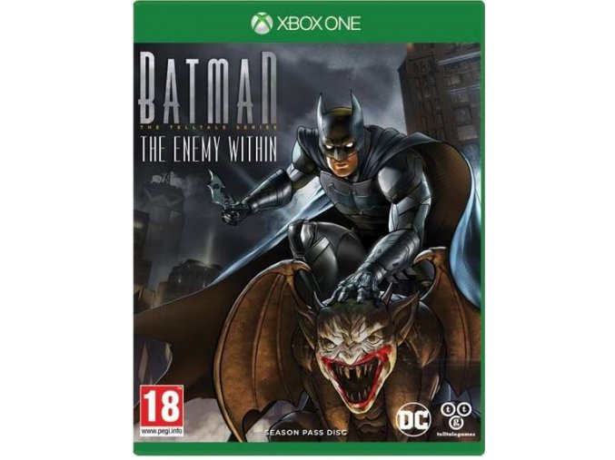 Xbox One Batman: The Telltale Series The Enemy Within