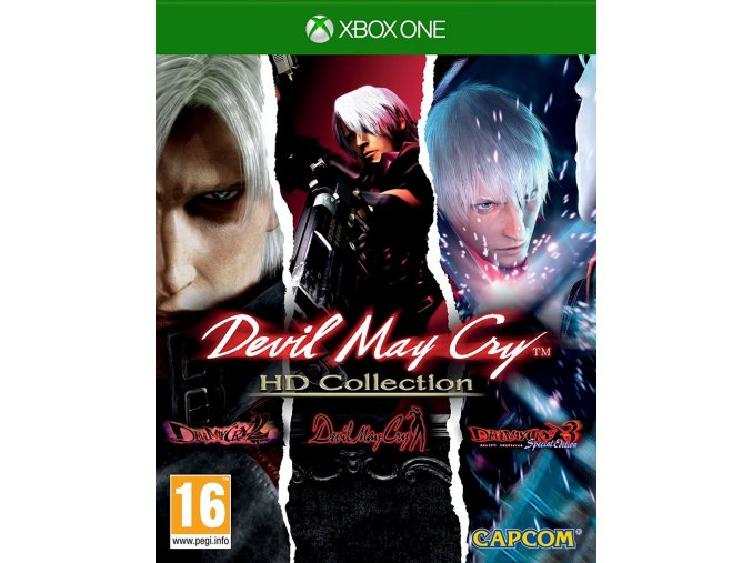 Xbox One Devil May Cry: HD Collection