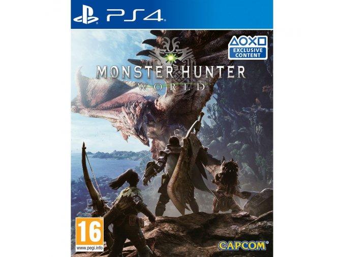 PS4 Monster Hunter: World