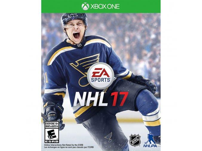 Xbox One NHL 17 CZ