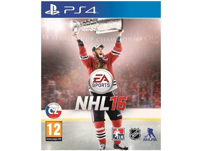 PS4 NHL 16
