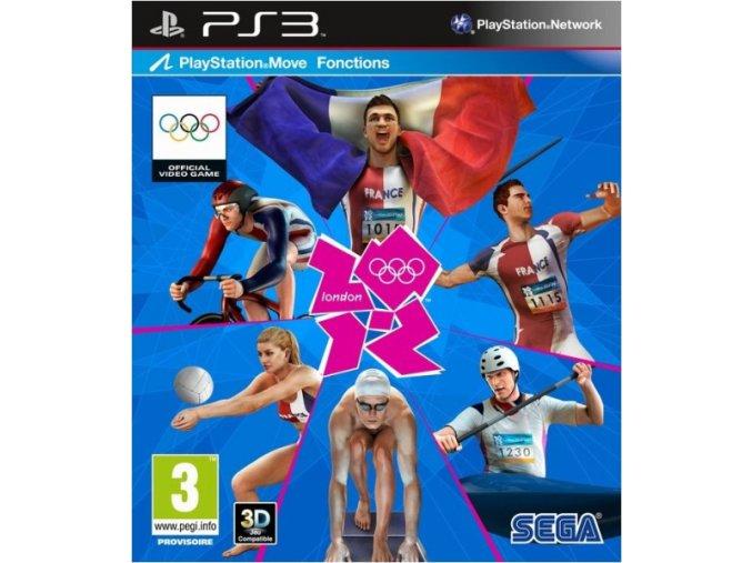 PS3 London 2012