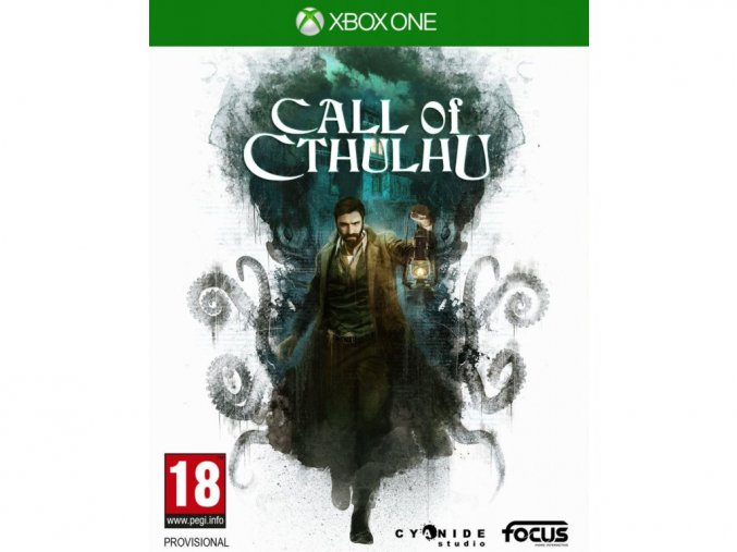 Xbox One Call of Cthulhu