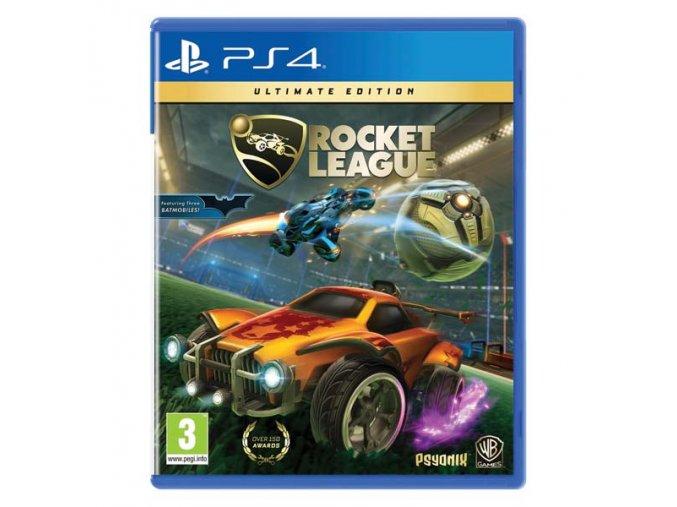 PS4 Rocket League - Ultimate Edition
