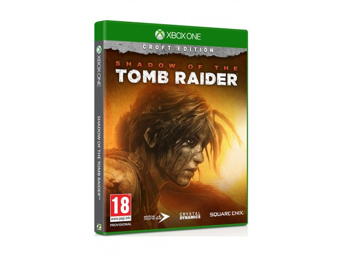 Xbox One Shadow of the Tomb Raider - Croft Edition