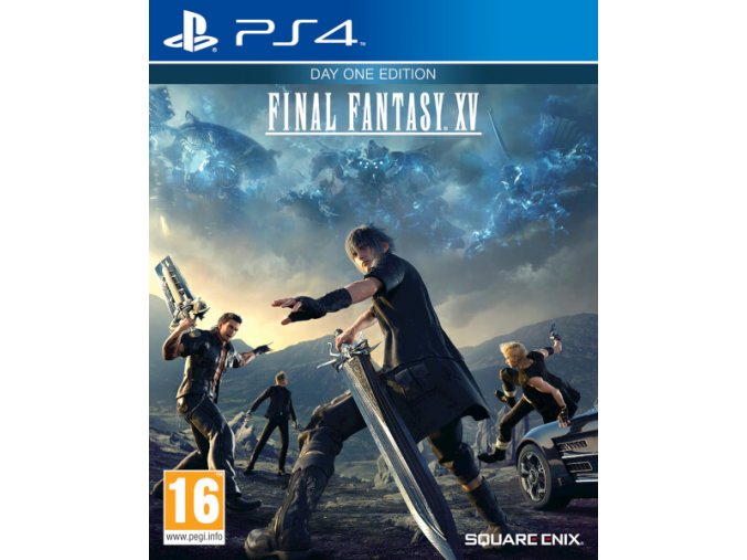 PS4 Final Fantasy XV (Day One Edition)
