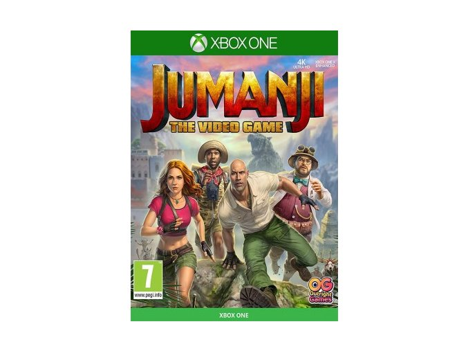 Xbox One Jumanji: The Video Game