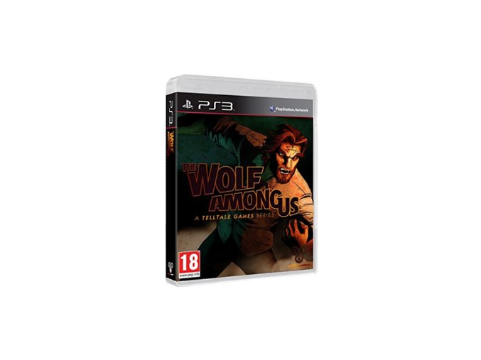 PS3 The Wolf Among Us: A Telltale Games Series