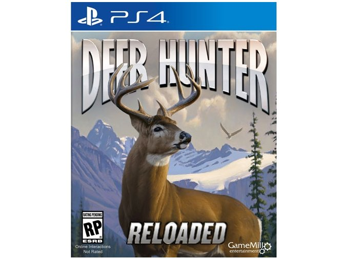 PS4 Deer Hunter Reloaded