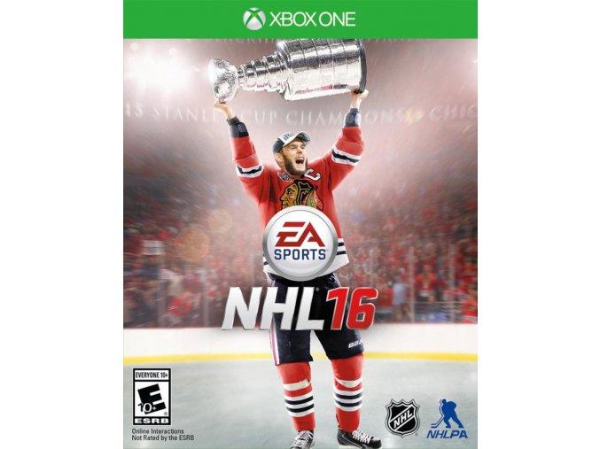 Xbox One NHL 16 CZ