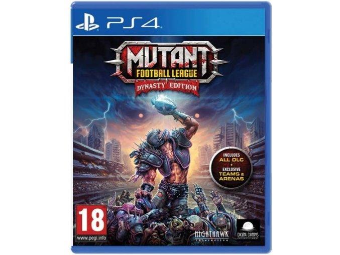PS4 Mutant Football League (Dynasty Edition)