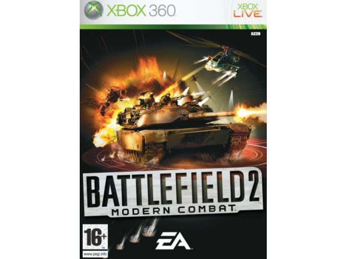 Xbox 360 Battlefield 2 Modern Combat