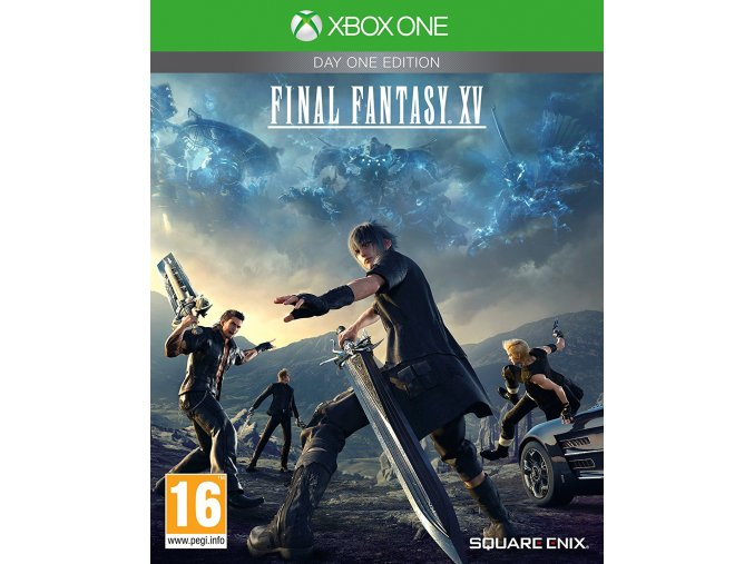 Xbox One Final Fantasy XV (Day One Edition)