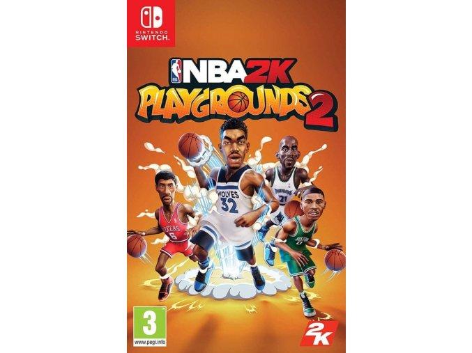 Nintendo Switch NBA 2K Playgrounds