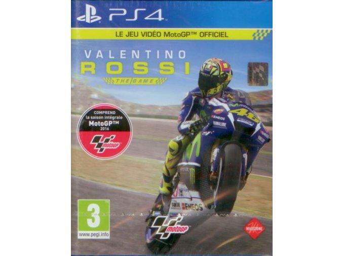 PS4 Valentino Rossi: The Game (MotoGP 16)