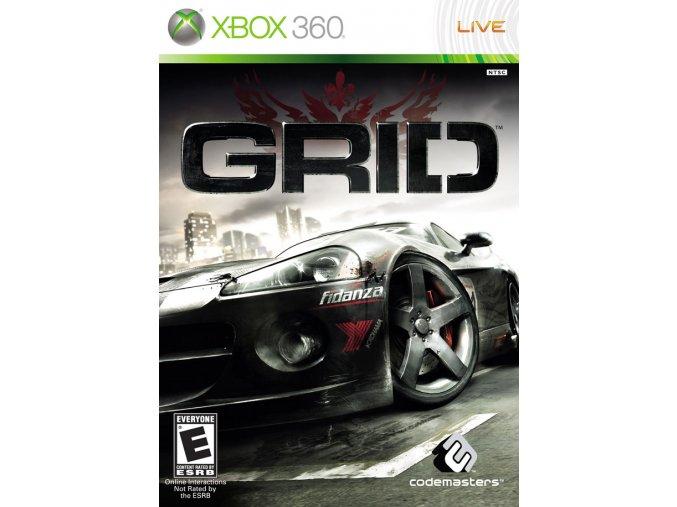 Xbox 360 Race Driver: Grid