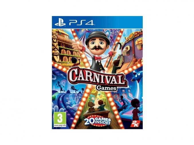 PS4 Carnival Games