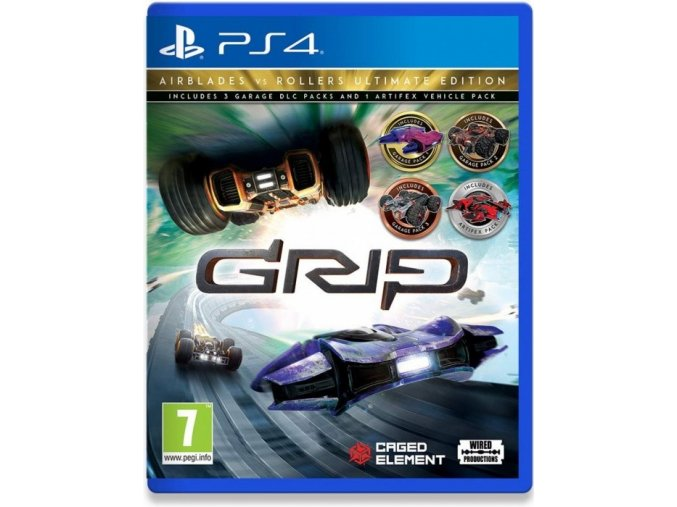PS4 Grip Airblades vs Rollers (Ultimate Edition)
