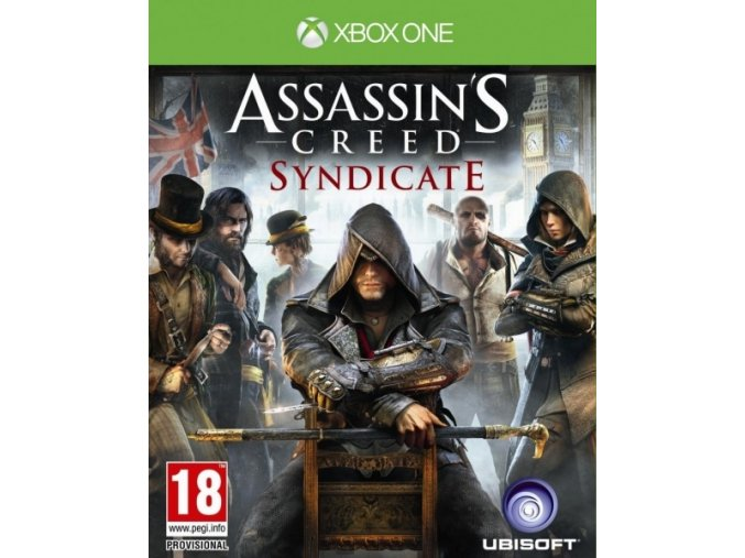 Xbox One Assassin's Creed: Syndicate