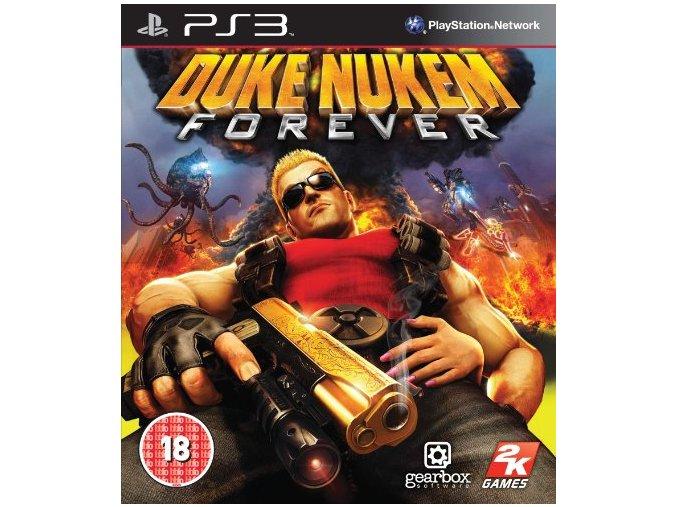 PS3 Duke Nukem: Forever