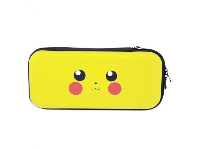 Cestovní pouzdro na Nintendo Switch - Pikachu