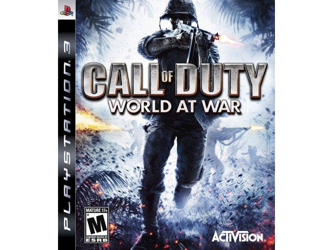 PS3 Call of Duty: World at War