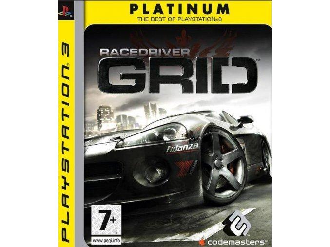 PS3 Race Driver: Grid