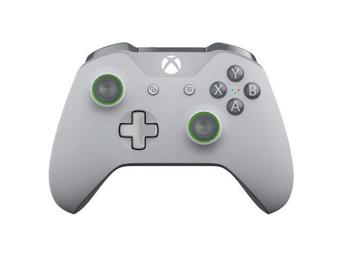 Microsoft Xbox One Wireless Controller Grey-Green