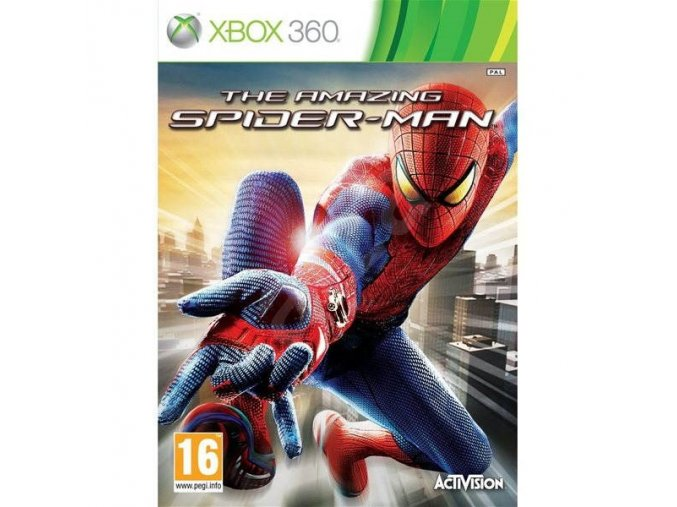Xbox 360 The Amazing Spider-Man