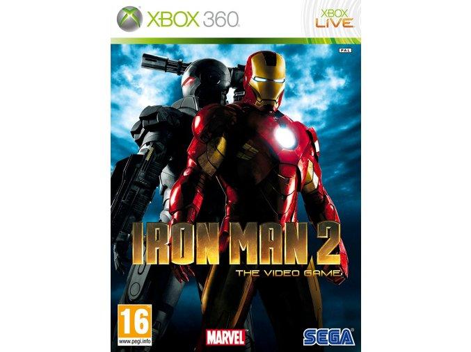 Xbox 360 Iron Man 2