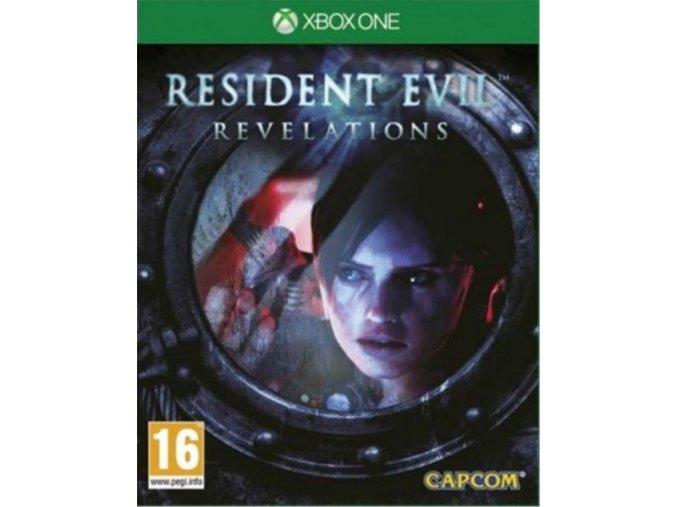 Xbox One Resident Evil: Revelations