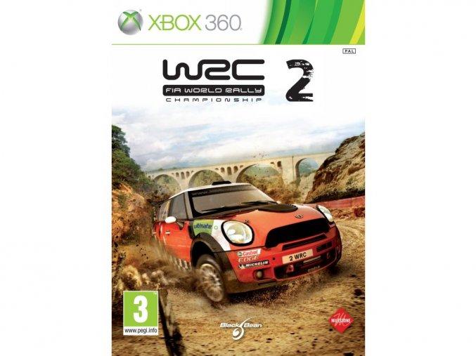 Xbox 360 WRC 2: FIA World Rally Championship