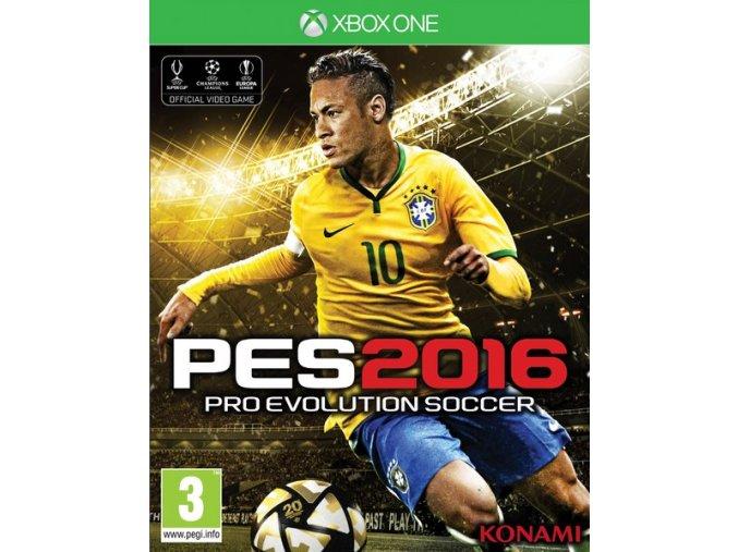 Xbox One Pro Evolution Soccer 2016