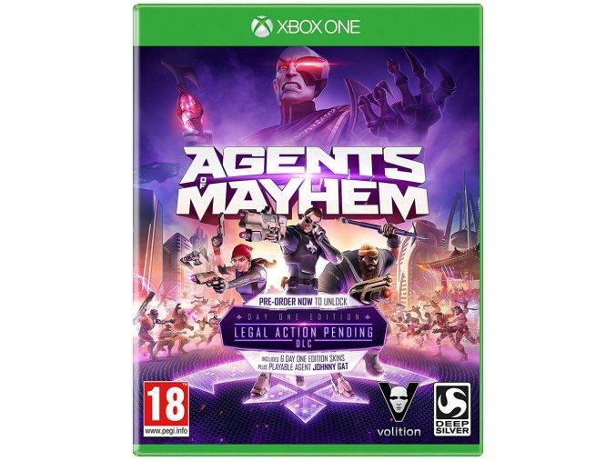 Xbox One Agents of Mayhem Day One Edition
