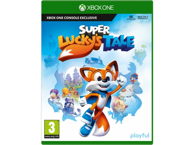 Xbox One Super Luckys Tale