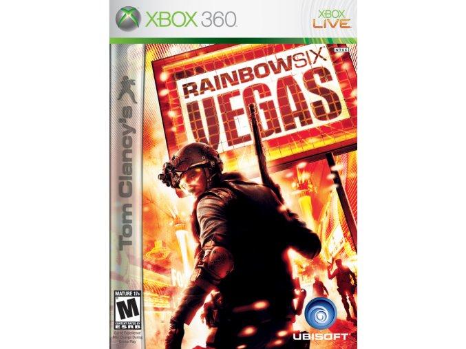 Xbox 360 Tom Clancy's Rainbow Six: Vegas