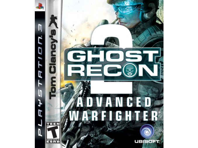 PS3 Tom Clancy's Ghost Recon: Advanced Warfighter 2